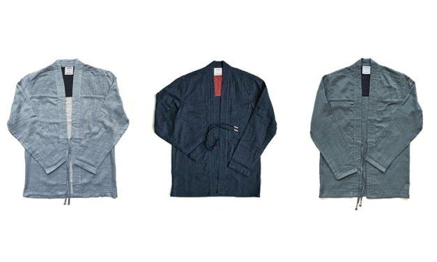 Akashi-Kama Updates the Noragi Jacket