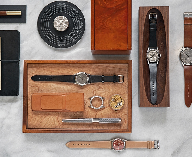 Bespoke Watch Projects Renews Interest in Watches