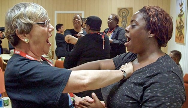 Oakland Interfaith Gospel Choir Doc at The New Parkway