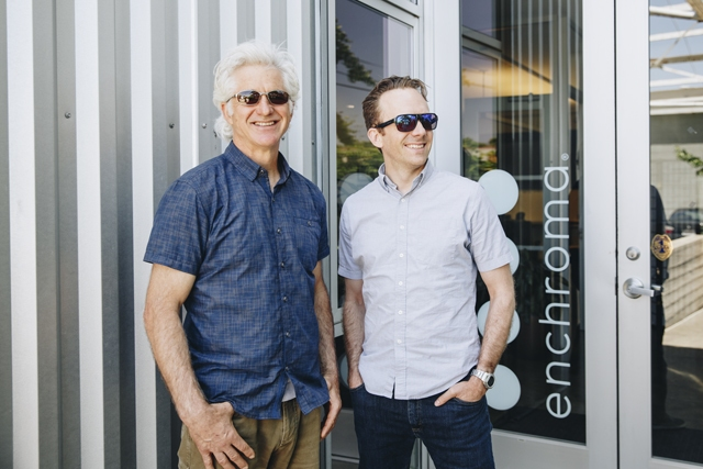 EnChroma Glasses Enhance Color for Color Blind People