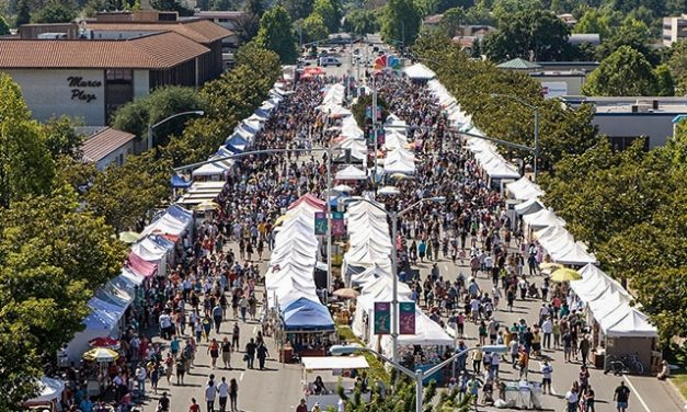 Celebrate the Visual Arts at the Fremont Festival of the Arts