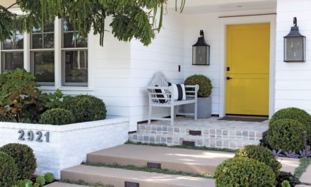 How to Make a Statement with Your Front Door