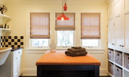 Laundry Rooms Get Upgrades