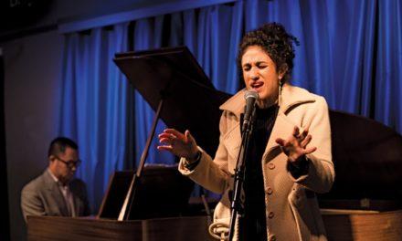 Naima Shalhoub Sings About Pushing the Limits