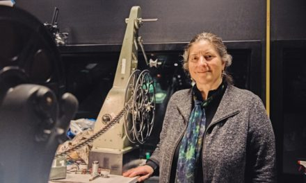 Preservation Drives Susan Oxtoby