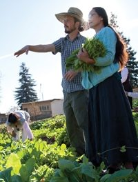 International Rescue Committee Launches New Roots Garden at Laney College