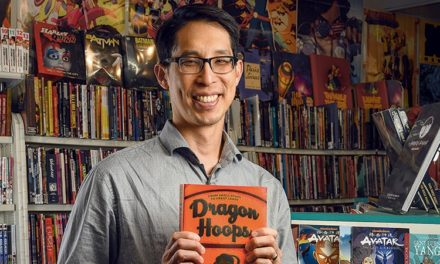 Gene Yang's Latest Defines Exhilaration and Exhaustion