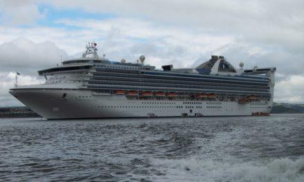 Monday's Briefing: Grand Princess cruise ship docks in Oakland; Kaplan raises safety concerns