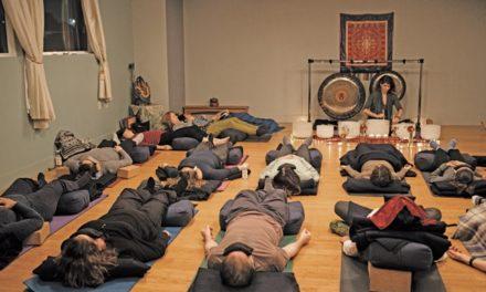 Sound Meditation Baths Have Arrived in the East Bay