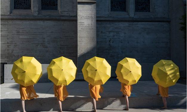 Grace Cathedral Hosts San Francisco Movement Arts Festival