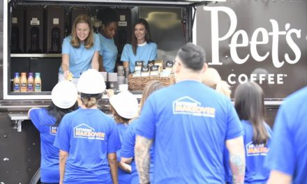 Peet's Becomes Extreme Makeover's Official Coffee