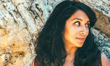 Shanthi Sekaran, an East Bay Belletristic Star