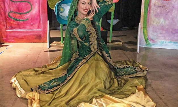 Ballet Afsaneh Dances Central Asian Traditions