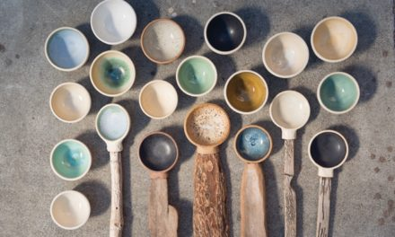 Simple and Chic From Stubborn Dog Pottery