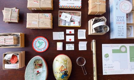 Tiny Letters and Tiny Packages Are In