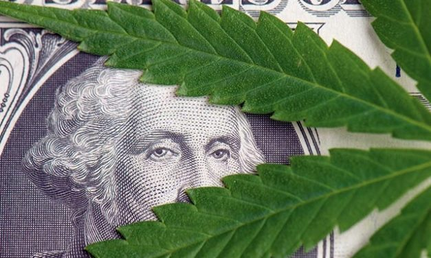 The Stigma of Pot Charity Is Fading