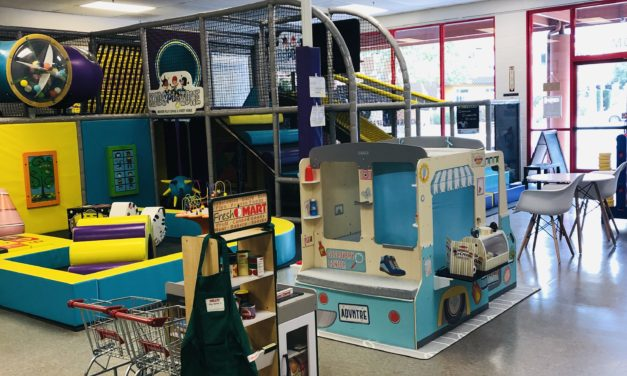 KIDS PLAY ZONE Brings New Entertainment Option for Kids 10 and Under to East Bay Families