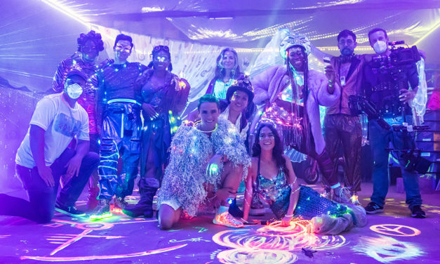The inside story on Burning Man: The Musical